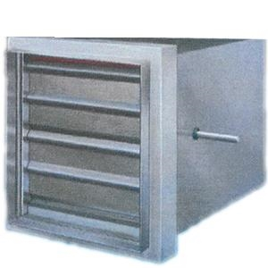 Combination Fire - Smoke Dampers