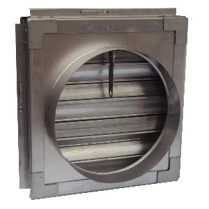 FIRE DAMPERS - CIRCULAR