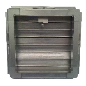 FIRE DAMPERS - RECTANGULAR